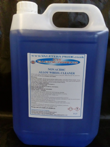5L Non acidic strong alloy wheel cleaner